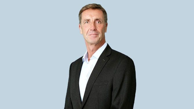 Image of Paul Bint, CEO of ColoHouse