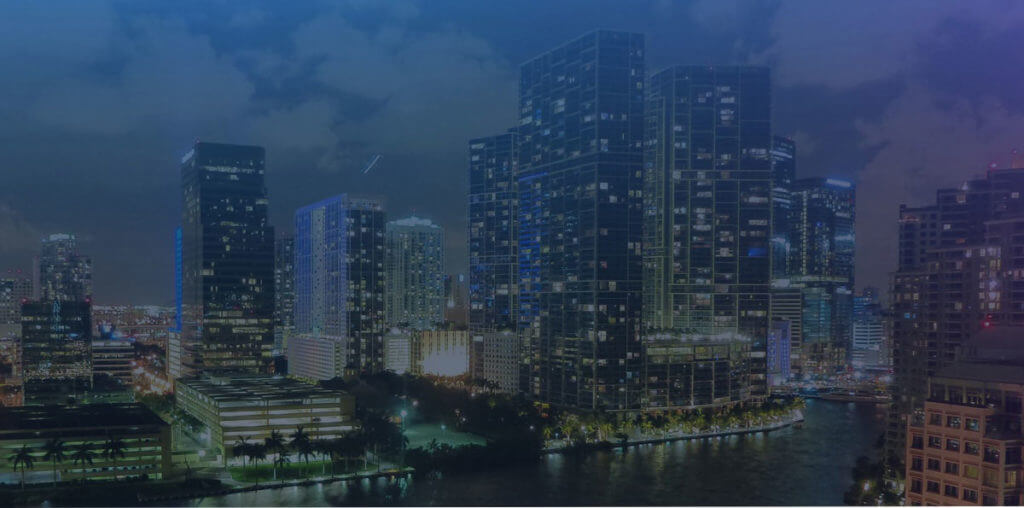 Header: Miami Background